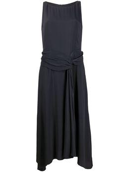 Luisa Cerano платье без рукавов с завязками 7181542179