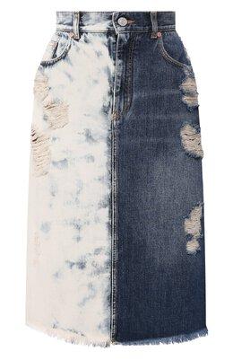 Джинсовая юбка Givenchy BW40ED50F3
