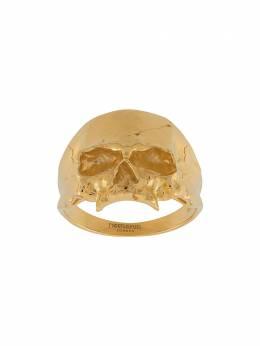 Northskull кольцо Medius Skull SSRGYG2349DISFIGUREDMEDIUSSKULLRINGGOLD