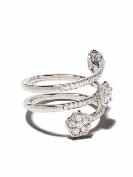 Pasquale Bruni золотое кольцо Figlia dei Fiori с бриллиантами 15975B