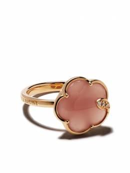 Pasquale Bruni золотое кольцо Petit Joli с халцедонами и бриллиантами 16116R