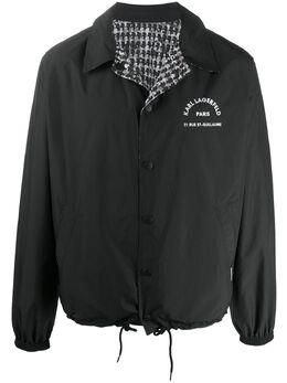 Karl Lagerfeld двусторонняя куртка 205M1400998