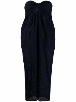 Marysia зауженное платье SC250