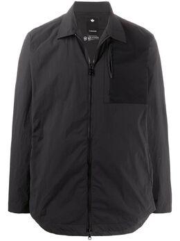 Maharishi куртка-рубашка на молнии 8509