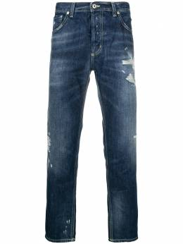 Dondup distressed slim-fit jeans UP434DF0023UT33GDU