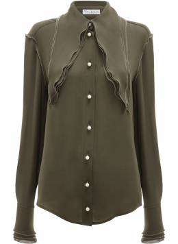 J.W. Anderson layered blouse TP0052PG0003575