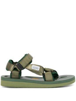 Suicoke сандалии на липучках OG022V2DEPAV2M