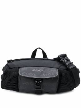 Ermenegildo Zegna Xxx сумка на плечо с графичным принтом LHBOLC1567X