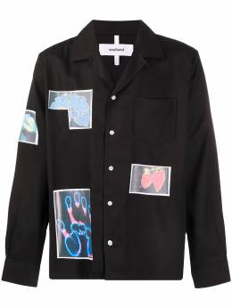 Soulland рубашка Joe JOEBLACK