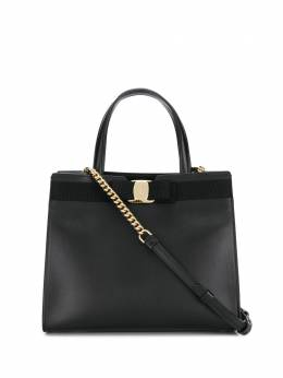 Salvatore Ferragamo сумка Vara Bow с верхними ручками 734058