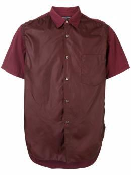 Comme Des Garcons Pre-Owned рубашка со вставкой спереди HOB055