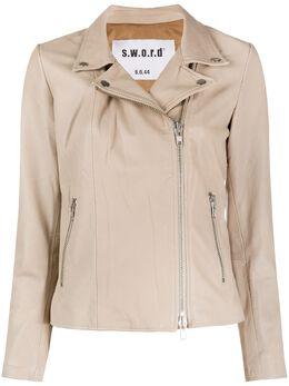 S.w.o.r.d 6.6.44 приталенная куртка 8073