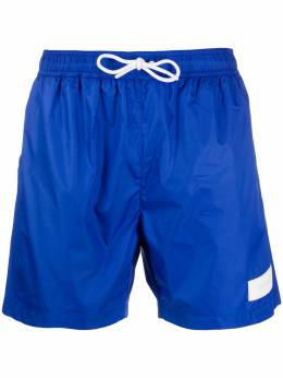Dondup плавки-шорты с нашивкой-логотипом XE021Y00429XXX