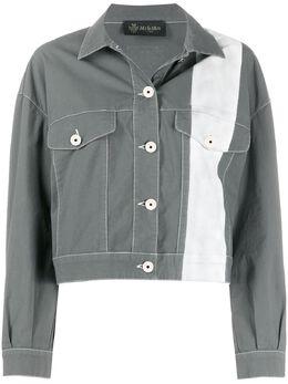 Mr & Mrs Italy куртка с контрастной полоской XJK0144