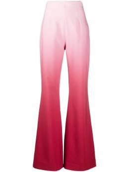 16Arlington расклешенные брюки Newman с эффектом омбре TR018S20NEWMAN