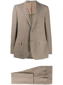 Corneliani костюм-двойка узкого кроя 85NY750114001