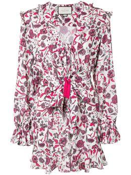 Alexis платье мини Kosma с цветочным принтом A12003426205