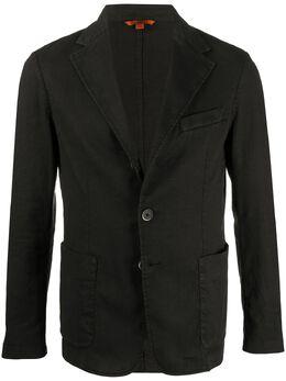 Barena однобортный пиджак с накладными карманами GIU26053102