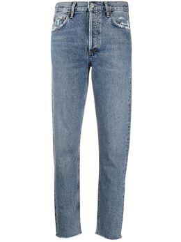 Agolde джинсы Jackie с завышенной талией A0451206A