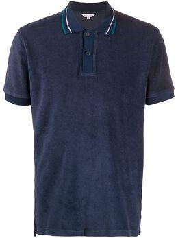 Orlebar Brown рубашка поло с короткими рукавами SAWYERTOWELLING