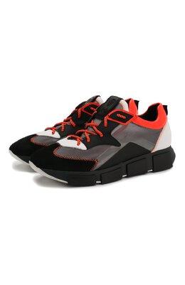 Комбинированные кроссовки Vic Matie 1X8132U.V04C4ABQ82