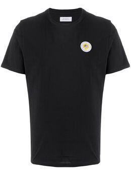Saturdays Nyc футболка Daisy с нашивками M22029PT05