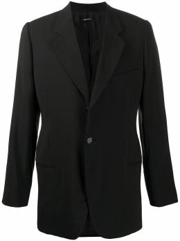 Giorgio Armani Pre-Owned однобортный пиджак 1990-х годов GARM320W