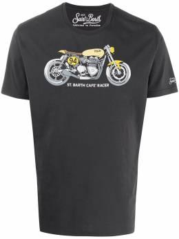Mc2 Saint Barth футболка Racer TSHM001MCRA15