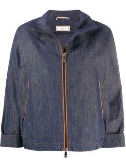 Peserico джинсовая куртка на молнии S21310D02968