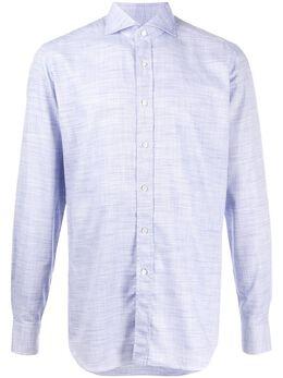 Xacus рубашка с заостренным воротником 524ML61201