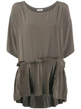 P.a.r.o.s.h. плиссированная блузка D311316POTEREX