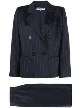 Yves Saint Laurent Pre-Owned костюм 1980-х годов YSL450L