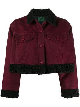 Jean Paul Gaultier Pre-Owned укороченная куртка 1980-х годов JPG390AU
