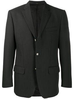 Valentino Pre-Owned однобортный пиджак 1990-х годов VAL350NO