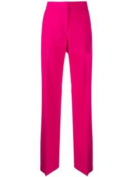 MSGM прямые брюки с завышенной талией 2842MDP111207309