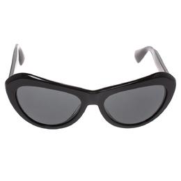 Miu Miu Black SMU01N Cateye Sunglasses 293255