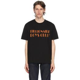 Billionaire Boys Club Black Logo T-Shirt B20268