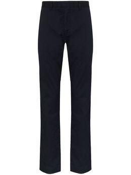 Polo Ralph Lauren строгие брюки прямого кроя 710644988