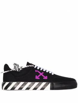 Off-White Vulcanized low-top sneakers OMIA085E20FAB0011037