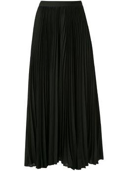 Ck Calvin Klein плиссированная юбка миди T278W31928BLK