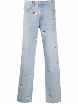 Fiorucci джинсы Angels Vito прямого кроя M04BVIT2DLV