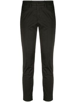 Dondup укороченные брюки средней посадки DP429RSE036PTD