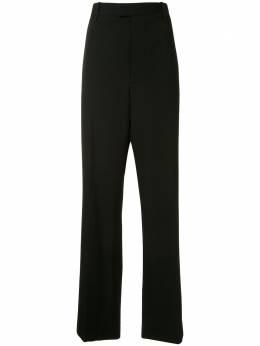 Bottega Veneta строгие брюки широкого кроя 6253983V944