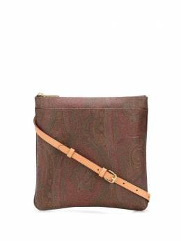 Etro pailey embossed shoulder bag 0H8728010