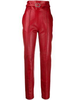 Alexandre Vauthier брюки скинни с завышенной талией 201LPA1100C