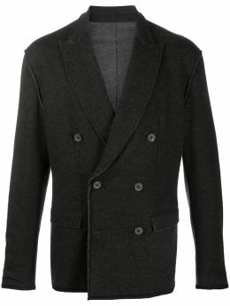 Lanvin двубортный пиджак M01JLI225BQ040