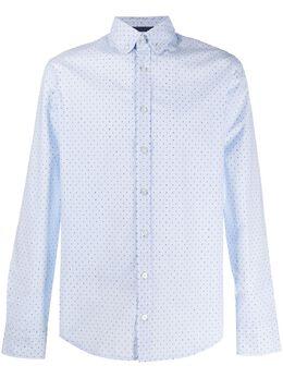 Boss by Hugo Boss рубашка узкого кроя с длинными рукавами 50425313