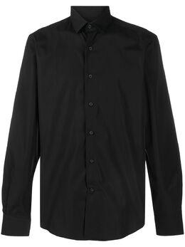 Lanvin рубашка с заостренным воротником RMSI00160S01000A15