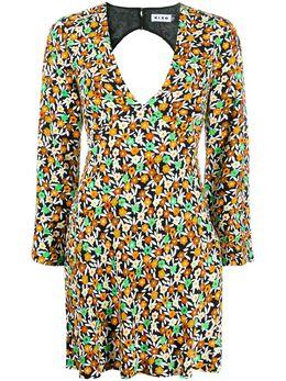 Rixo платье с цветочным принтом SOPHIE