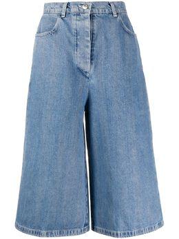 Sunnei джинсовые шорты широкого кроя WT01BCR06